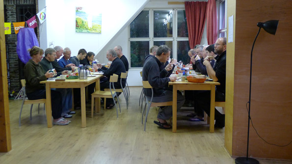 Egmond Retreat Meal
