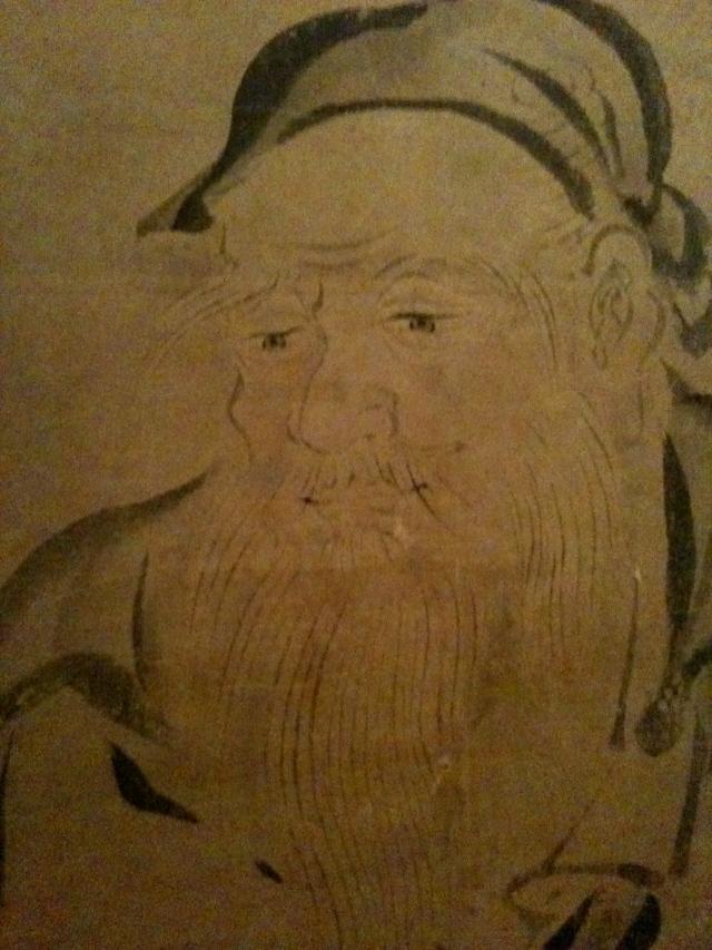 Vimalakirti by Kano Tsunenobu