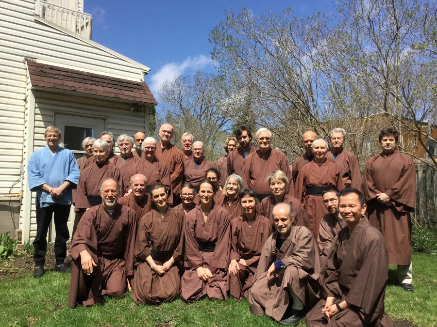 Montreal Zen Center Retreat 2018
